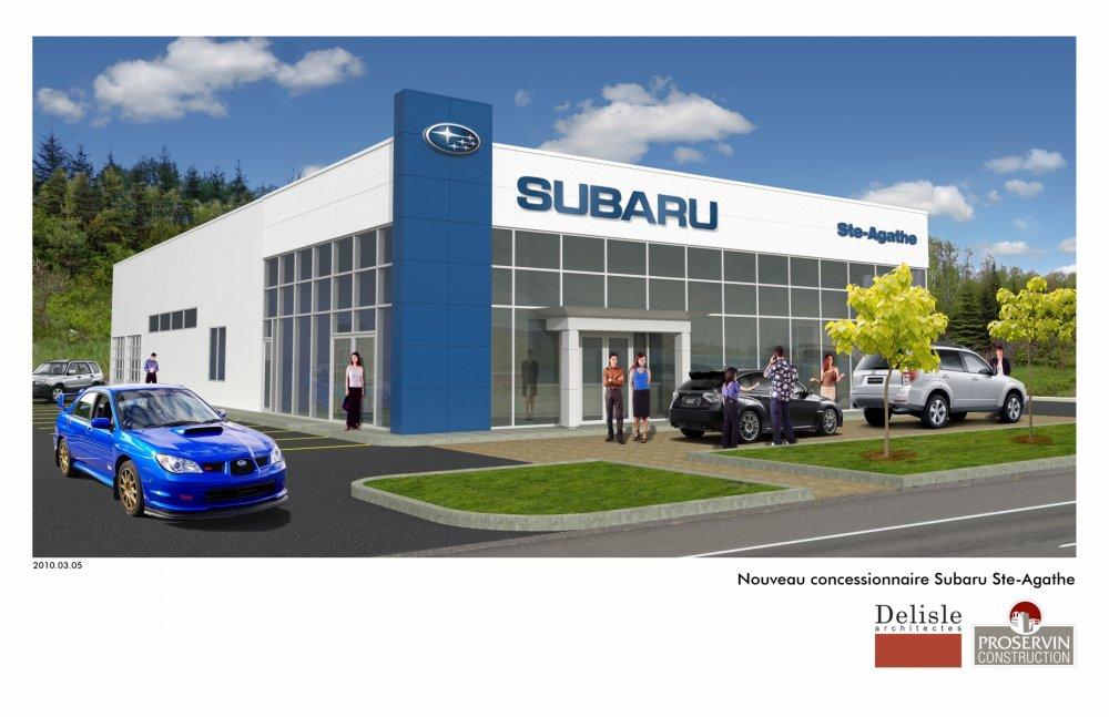 Mazda St Jerome >> EEGT - Réalisations industrielles, municipales ...